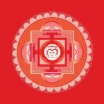 Первая чакра Муладхара